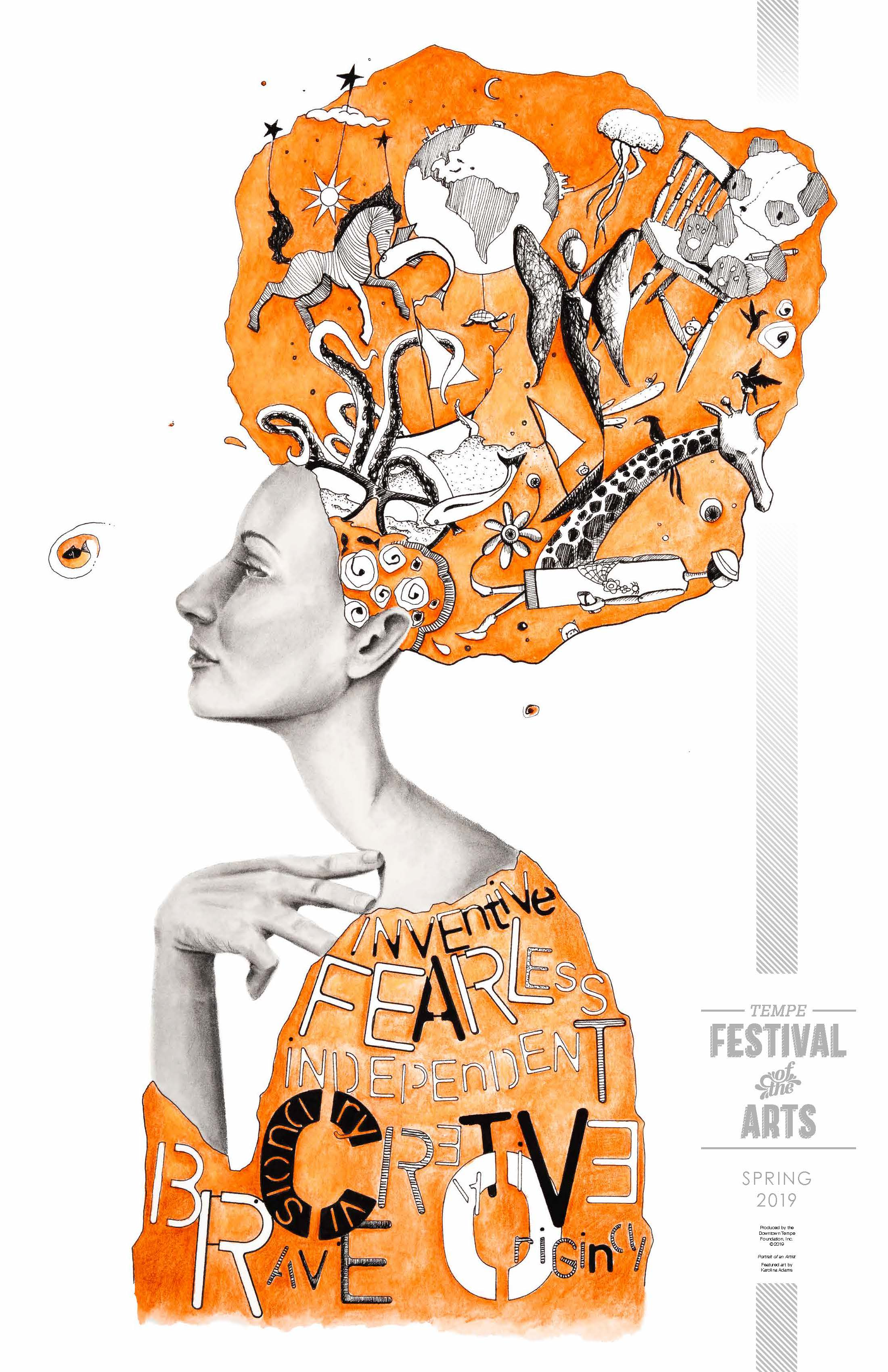 Tempe Festival Of The Arts Spring 2019 Visitors Guide