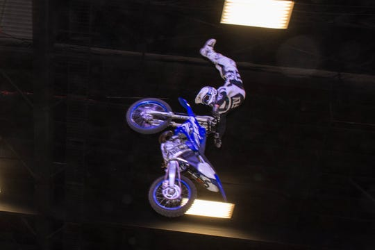 Stunt teams are a highlight of Arizona Bike Week.
