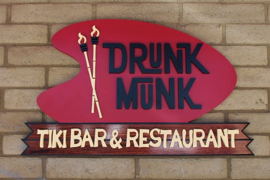 Drunk Munk, a new tiki bar and restaurant, opens its doors in Old Town Scottsdale on Thursday, March 28, 2019.