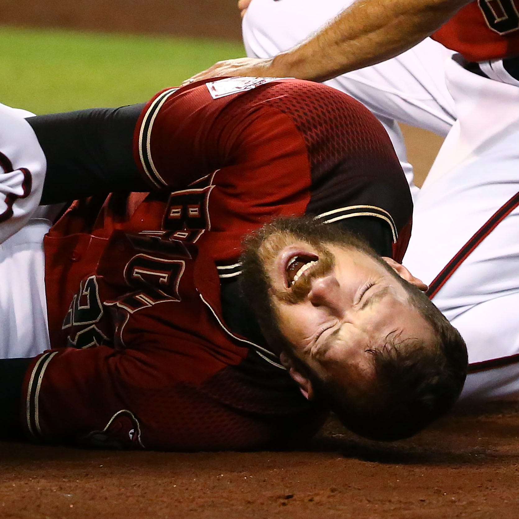Diamondbacks' Steven Souza Jr. to undergo season-ending knee surgery after freak accident