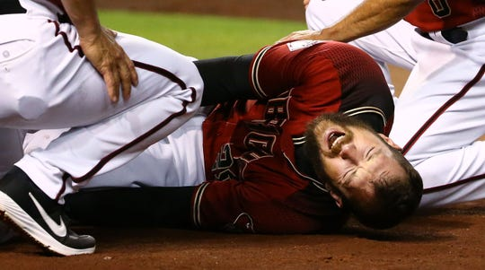 Steven Souza Jr. will miss the 2019 season after injuring his knee during Monday's exhibition at Chase Field.