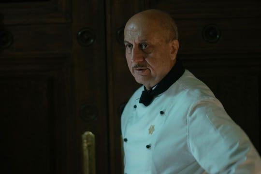 "Anupam Kher stars in ""Hotel Mumbai."""