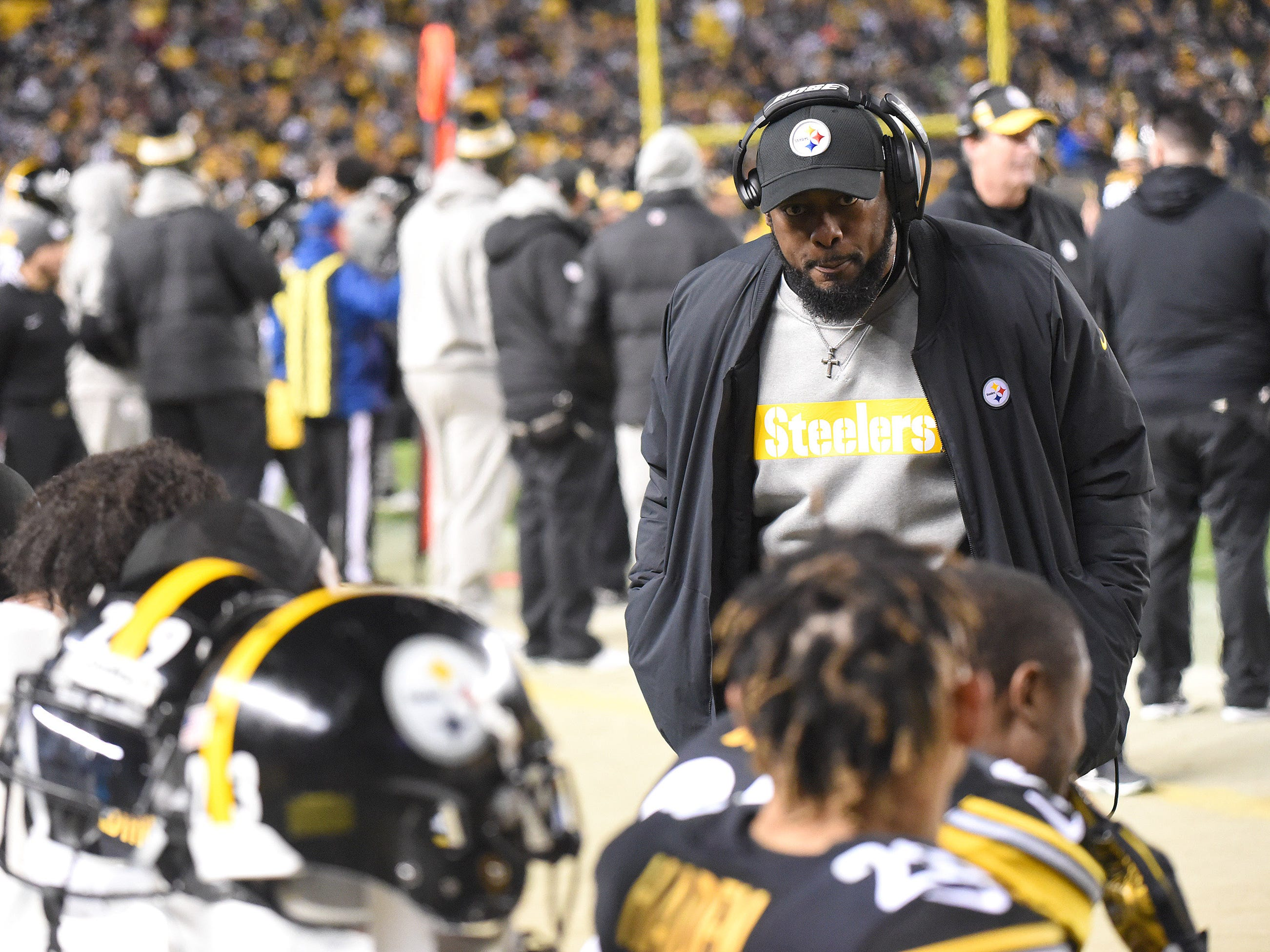 NFL meetings: He said what? Featuring Mike Tomlin, Bill Belichick and Jon Gruden