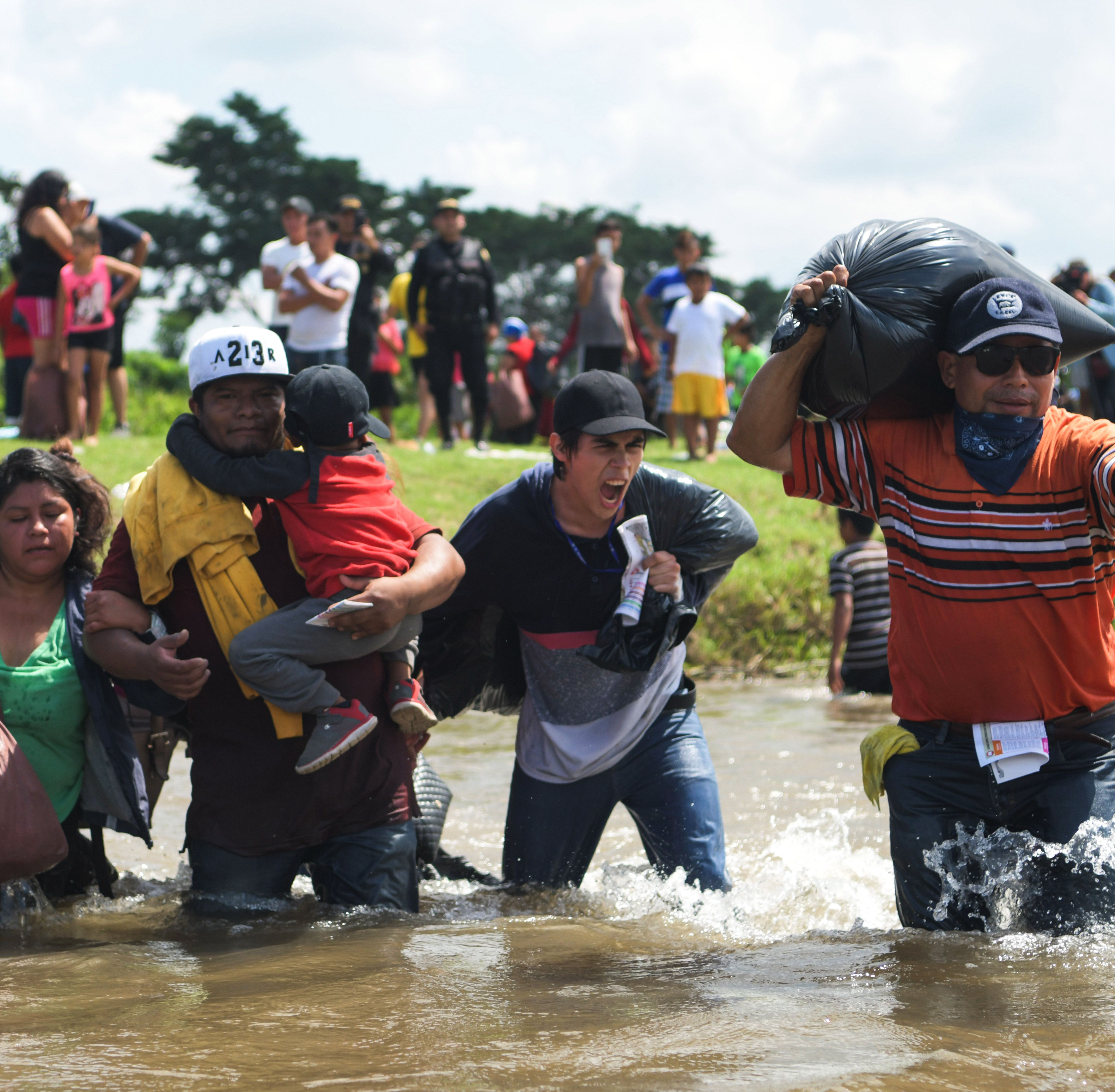This is why migrants trek from Guatemala to the United States | Opinion