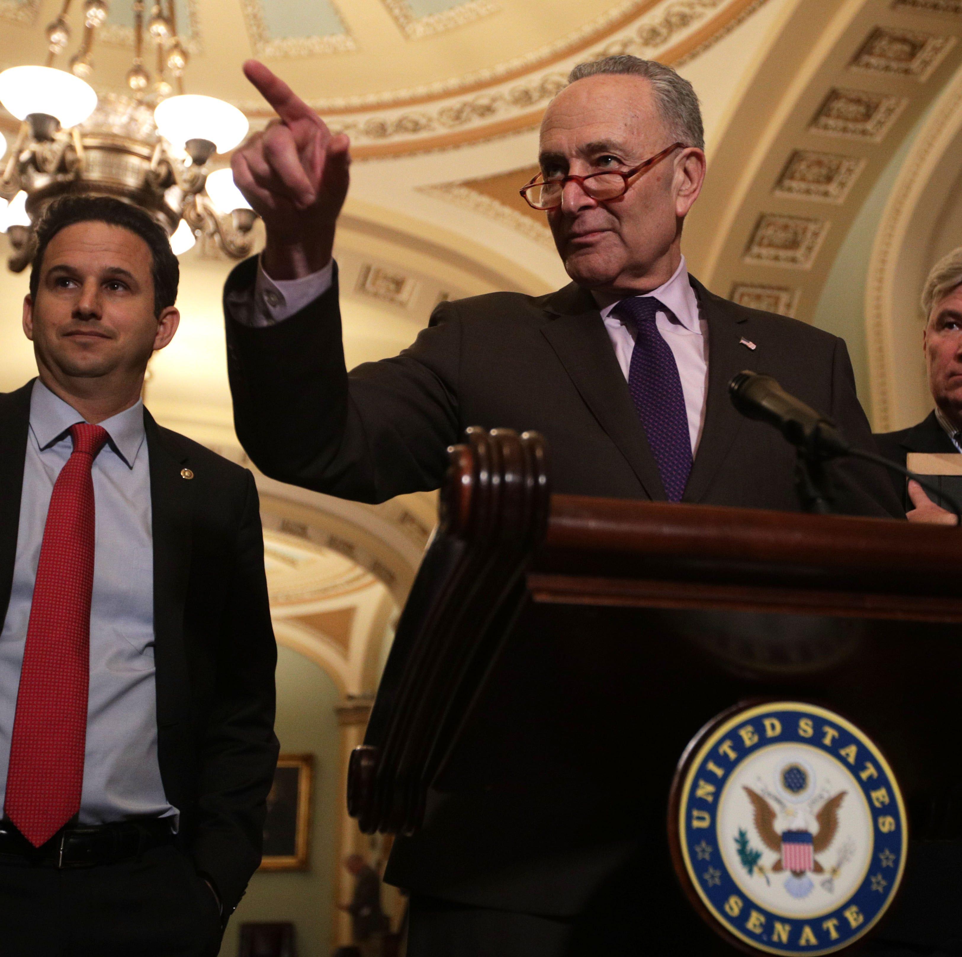 Los demócratas, ante la disyuntiva de iniciar o no un juicio político a Trump