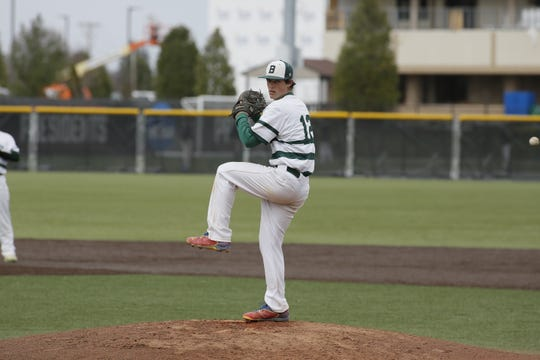 Northern Lebanon grad Isaac Wengert is off to a 3-1 start for the Bethany (W.Va.) baseball team.