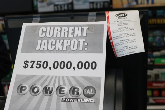 "With the Powerball jackpot soaring to $750 million, Port Clinton has caught a case of ""lotto fever."""