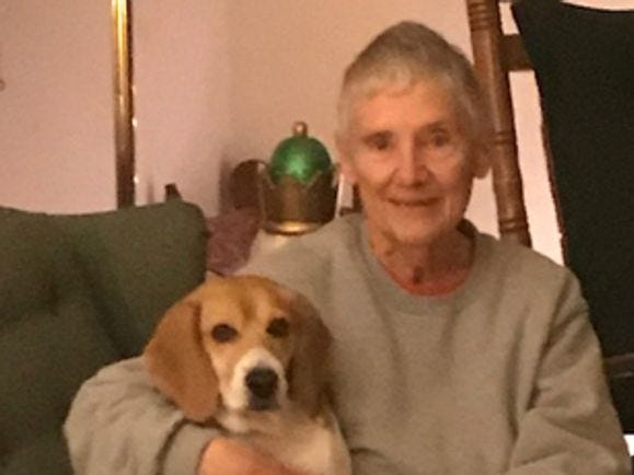 Barb was a freelance writer, or correspondent, for the York Daily Record and other newspapers for years and was active in other Glen Rock area activities.  She died at the age of 77 on March 22.