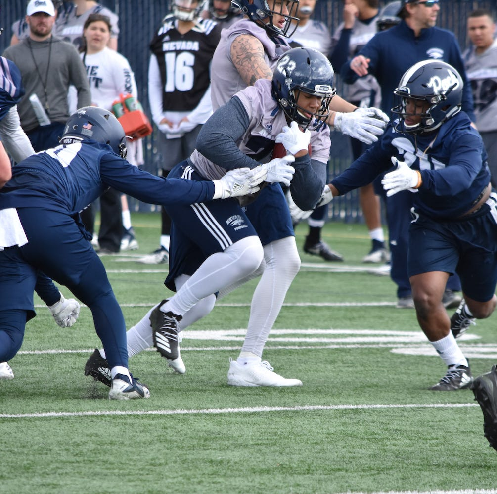 2019 Nevada football campaign begins as Wolf Pack opens spring practice