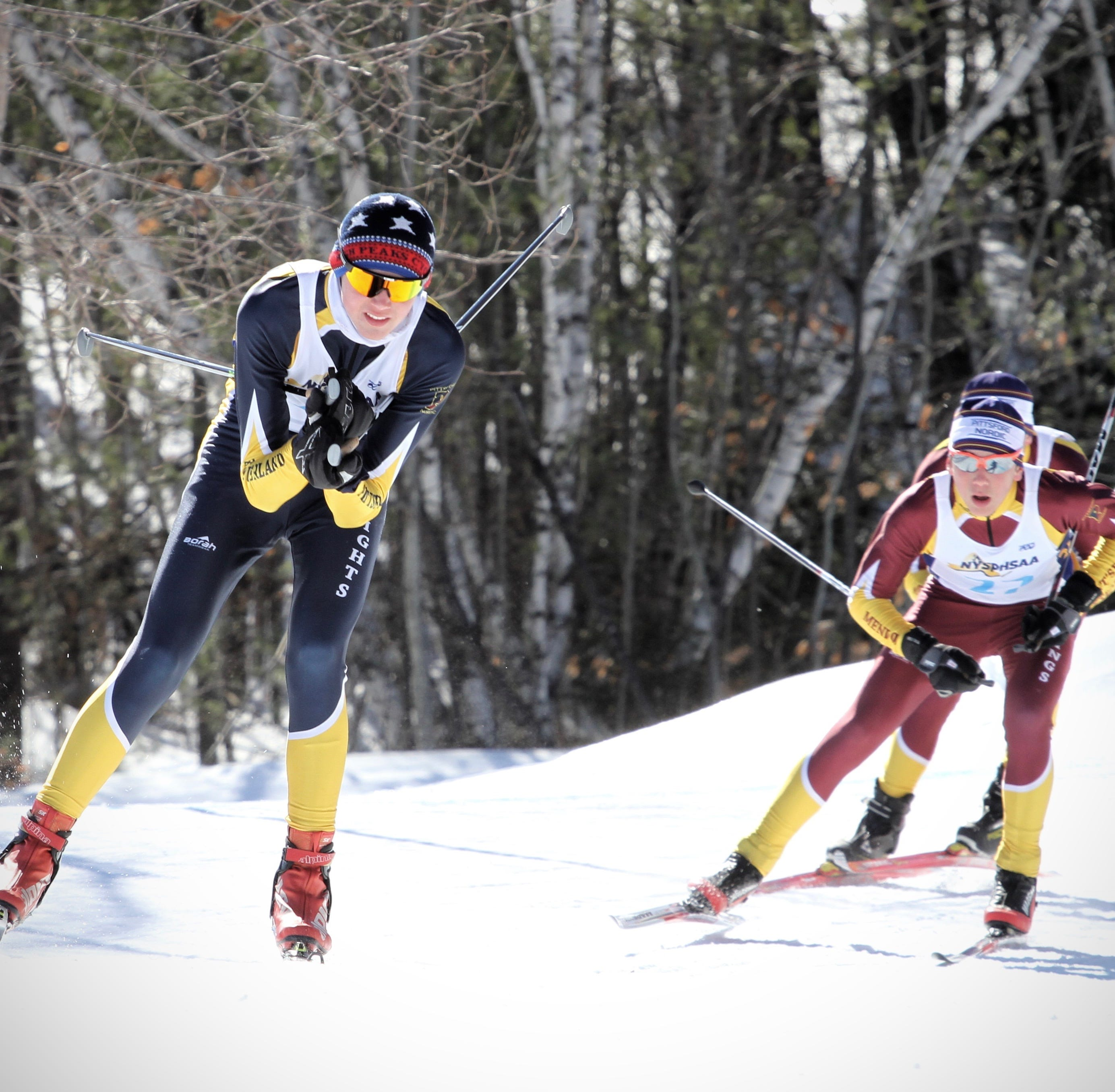 2019 AGR Boys Nordic Skiing Team: These are the best athletes in Section V
