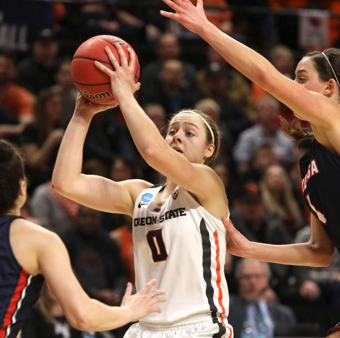 NCAA women: Oregon State 'has a will to win' heading into Sweet 16