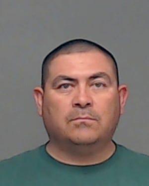 Arrest photo of Gabriel James Ortiz Sr
