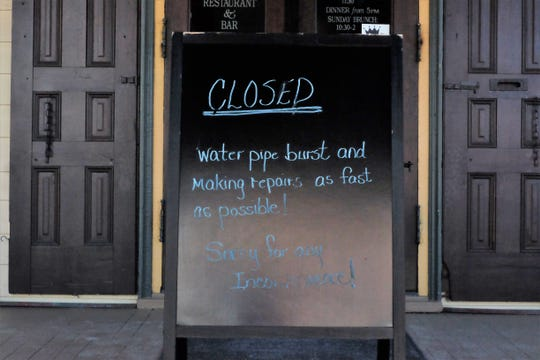Restaurant owner Wilson Gates decided to re-brand The Buttery last summer. He plannedto start renovations in 2020 until a water leak in December catalyzed the changeover. An opening date for Second Street Tavern has not yet been announced.