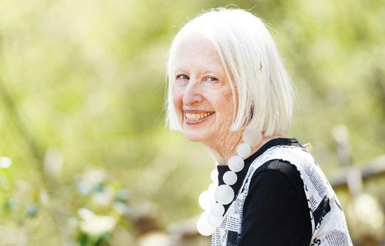 Maggie Martin will receive the Mary Johnston Award on April 25.