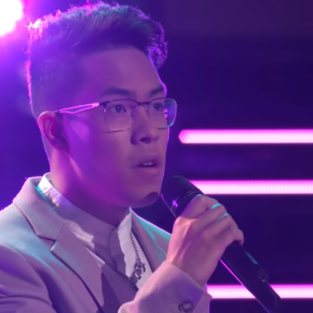 Former South Dakotan advances as 'The Voice' front runner