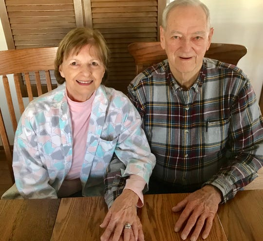 Karen and Jim Mac Case, of Marshfield, will be married 60 years in August.