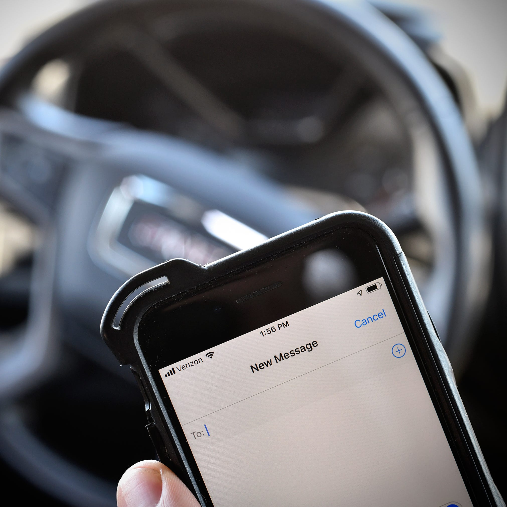 Texting-while-driving crackdown: Here are the 207 NJ police departments participating