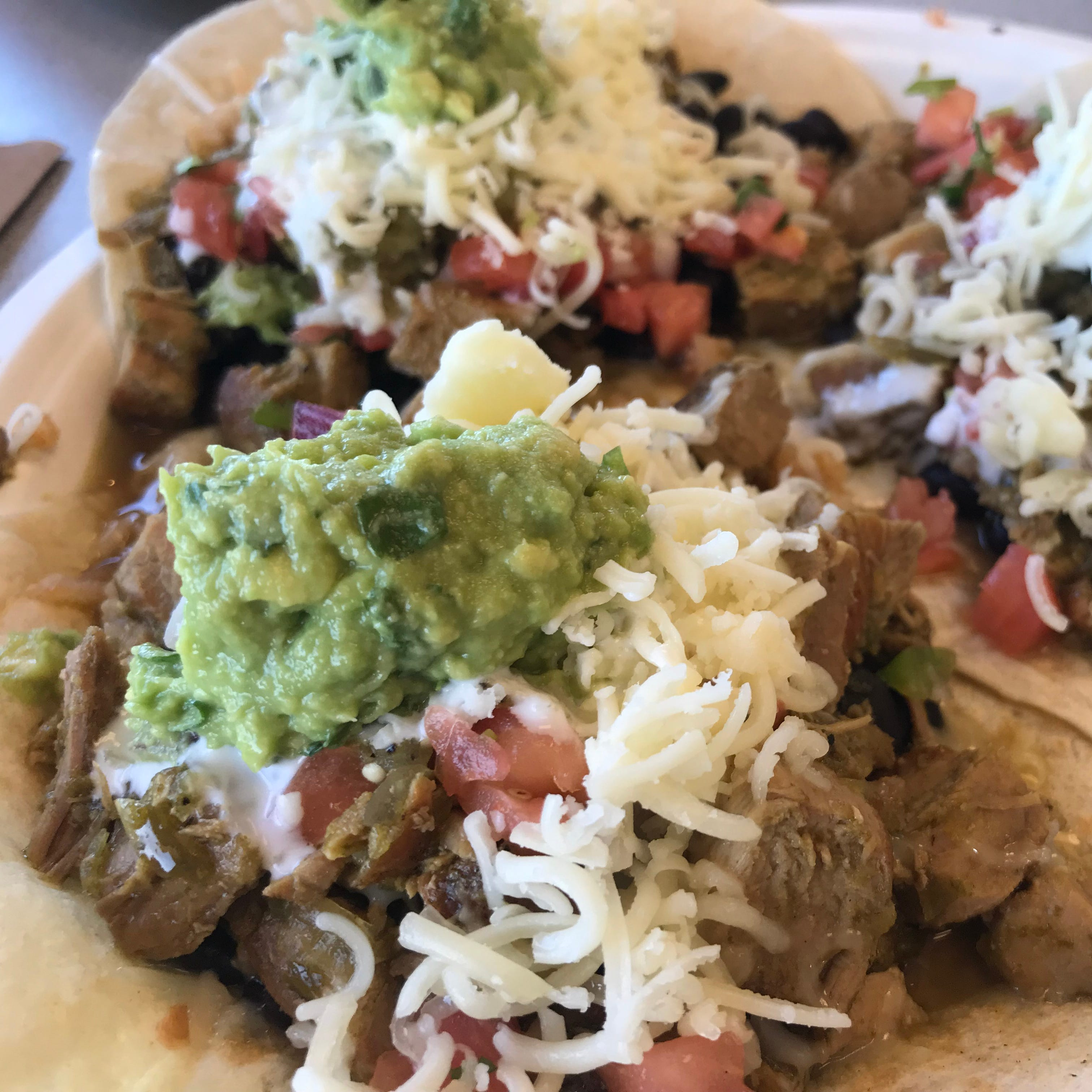 Let's Eat: Friendly faces, luscious dishes found at Lamy's Mexican Grill
