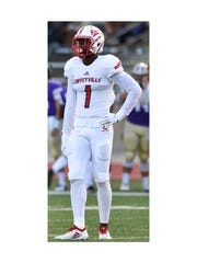 Markquese Bell had 55 tackles and two interceptions in 2018 at Coffeyville Community College. The former four-star recruit now plays free safety at FAMU.