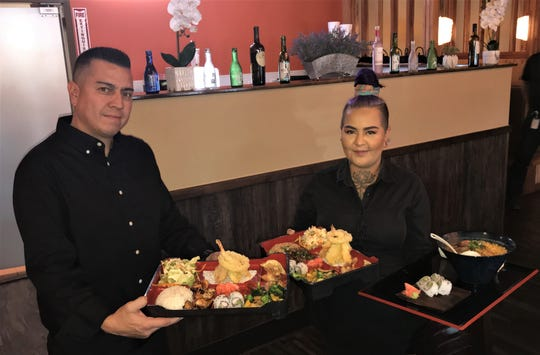 Sunny's Sushi is known for great sushi and other Japanese dishes at a reasonable price. The local restaurant recently opened its fourth location.