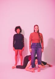 "Gianna Burright, Brittney Nevison and Chereese Mackey will perform in ""An Indefinite Duration,"" an evening of contemporary dance that explores the dynamic relationships to time March 29 and 30 at the NAMBA Performing Arts Space in Ventura."