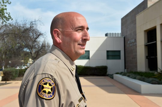 "Sheriff's Capt. Victor Fazio: ""The nice thing about the city of Moorpark and their relationship with the police department is they definitely have a collaborative approach towards dealing with this. The residents there in Moorpark are quick to call and work with law enforcement."""