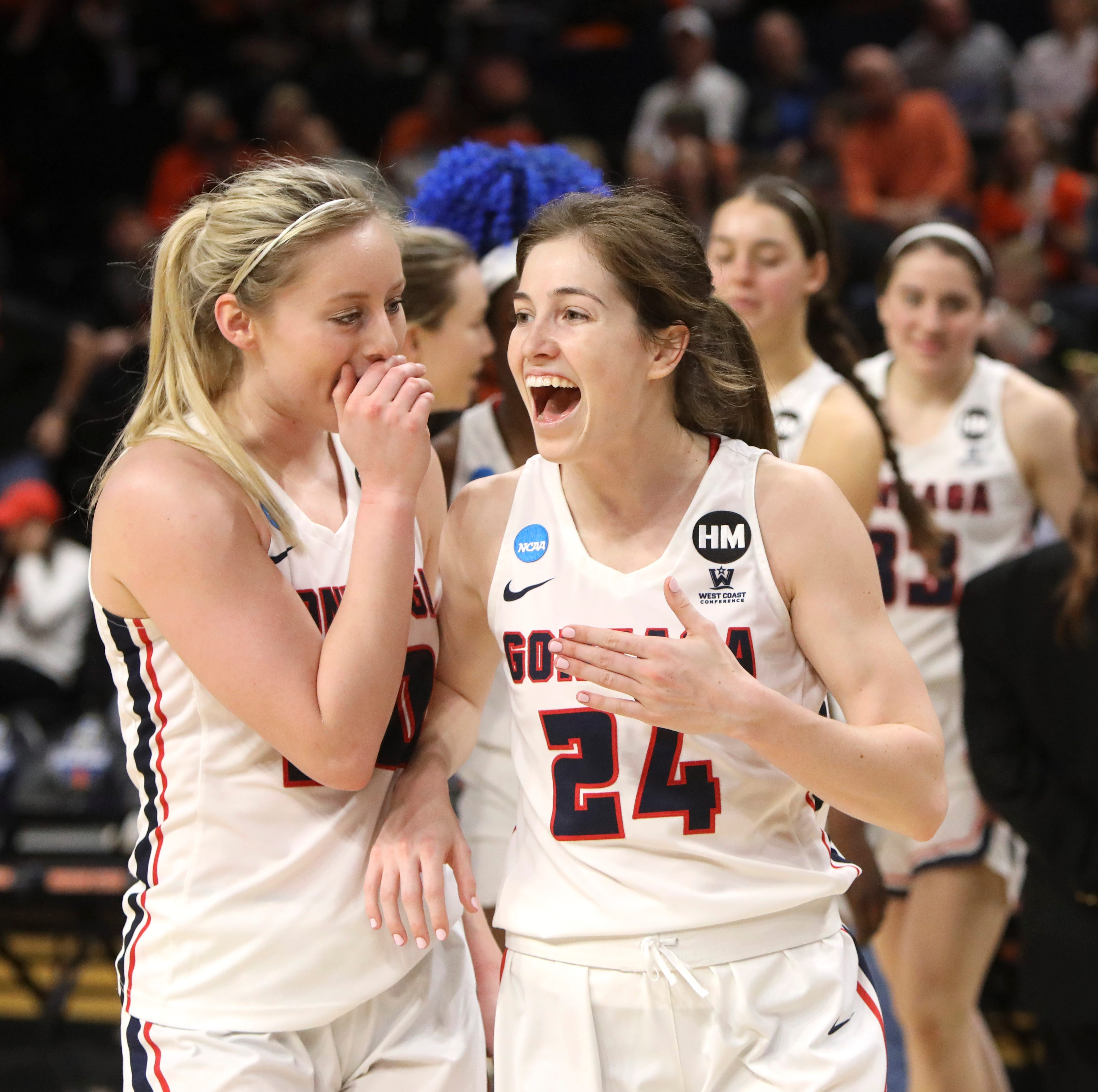 Local chatter: Katie Campbell continues to thrive at Gonzaga despite hectic schedule
