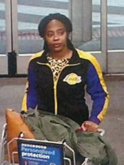 State police are looking for Shaquan D. King (pictured) of Bridgeton for her alleged role in the theft of medications from Acme markets in Delaware.