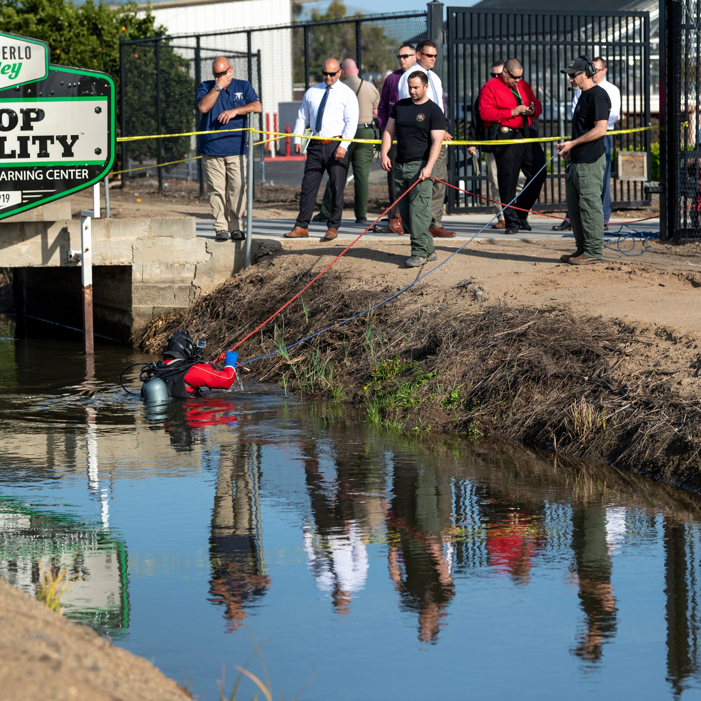 UPDATE: Tulare County detectives identify man found in canal