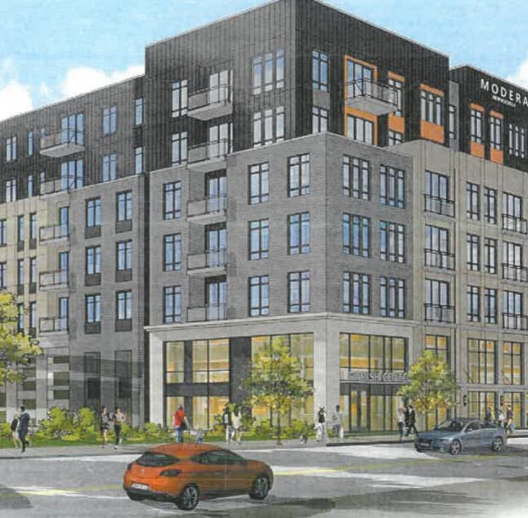New Rochelle: Defunct Blessed Sacrament school could be site of latest downtown development