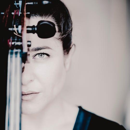 Alisa Weilerstein will open the Caramoor Sumer Music Festival.