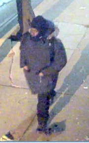 Wilmington police said this man is suspect in the killing of 59-year-old Aracelio Cruz on Jan. 31. Wilmington police are seeking the public's help identifying him.
