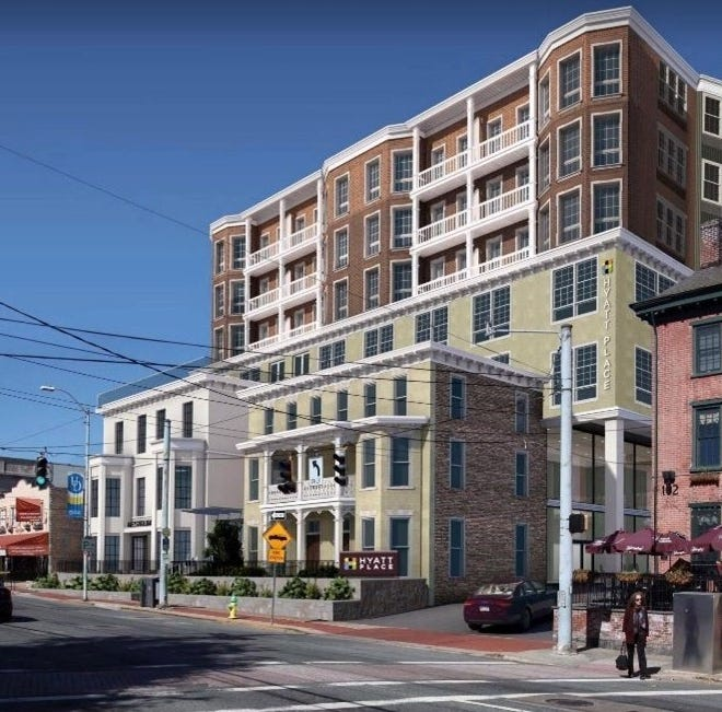 Newark City Council gives controversial 7-story Main Street hotel the go-ahead