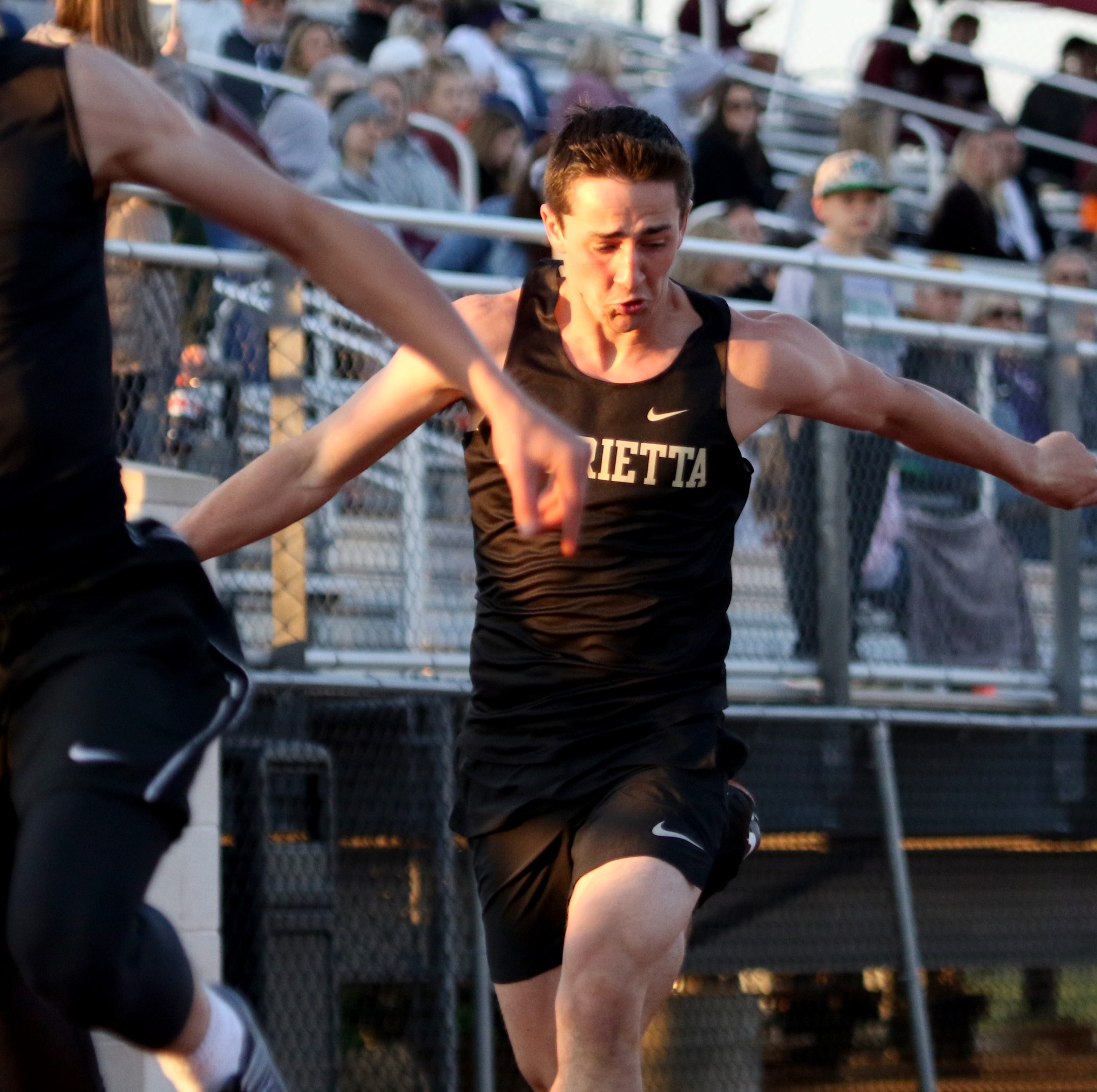 Wichita Falls area high school track honor roll (April 3)