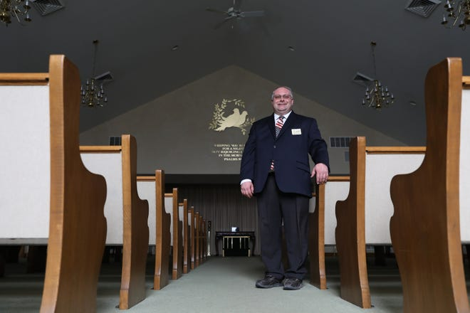 After becoming the youngest funeral director in the state of Ohio, Josh Snouffer opened Snouffer's Funeral Home in Zanesville in 2002.