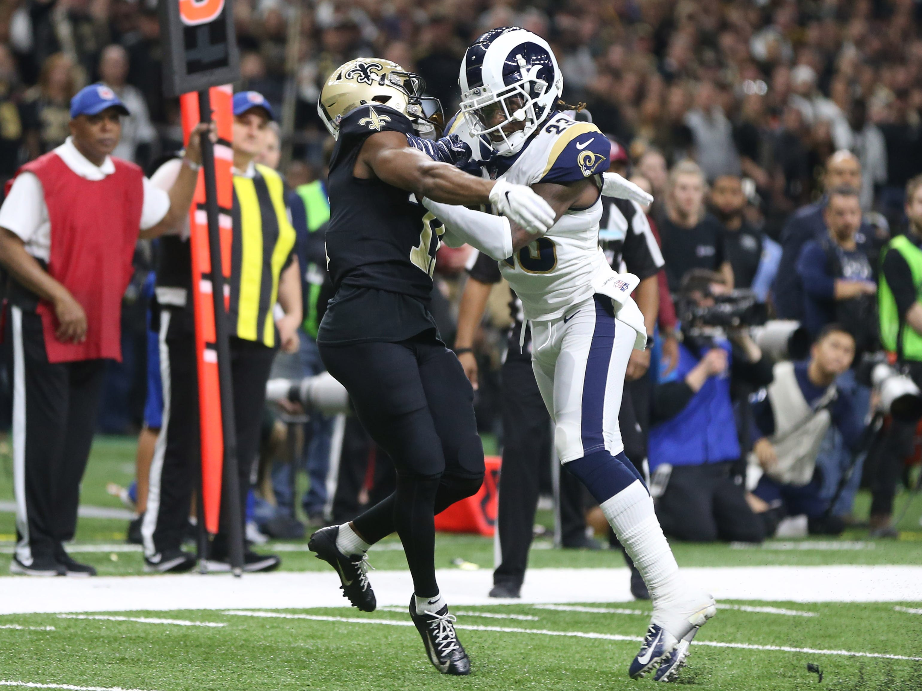 NFL will allow pass interference, including non-calls, to be reviewed on replay in major rule shift