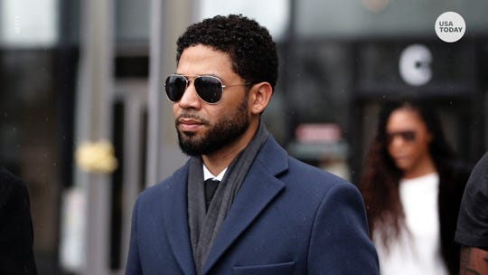 All charges against Jussie Smollett have been dropped.