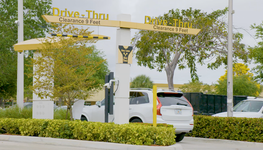 McDonald's is looking to personalize the drive-thru experience.