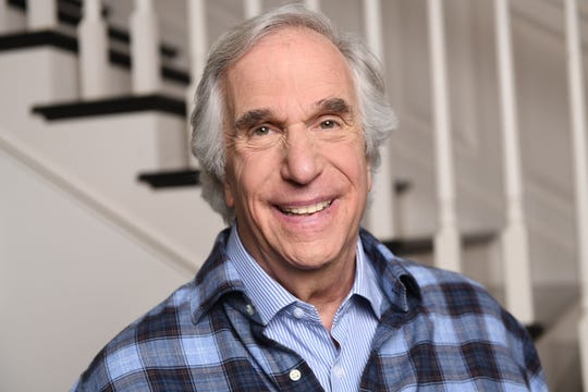Henry Winkler is enjoying the moment, winning acclaim and an Emmy for his portrayal of a narcissistic acting coach on HBO's 'Barry.'