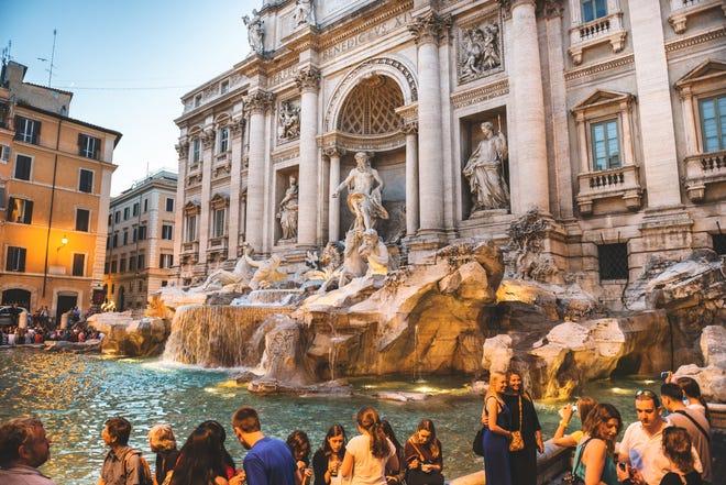 No. 3: Rome.
