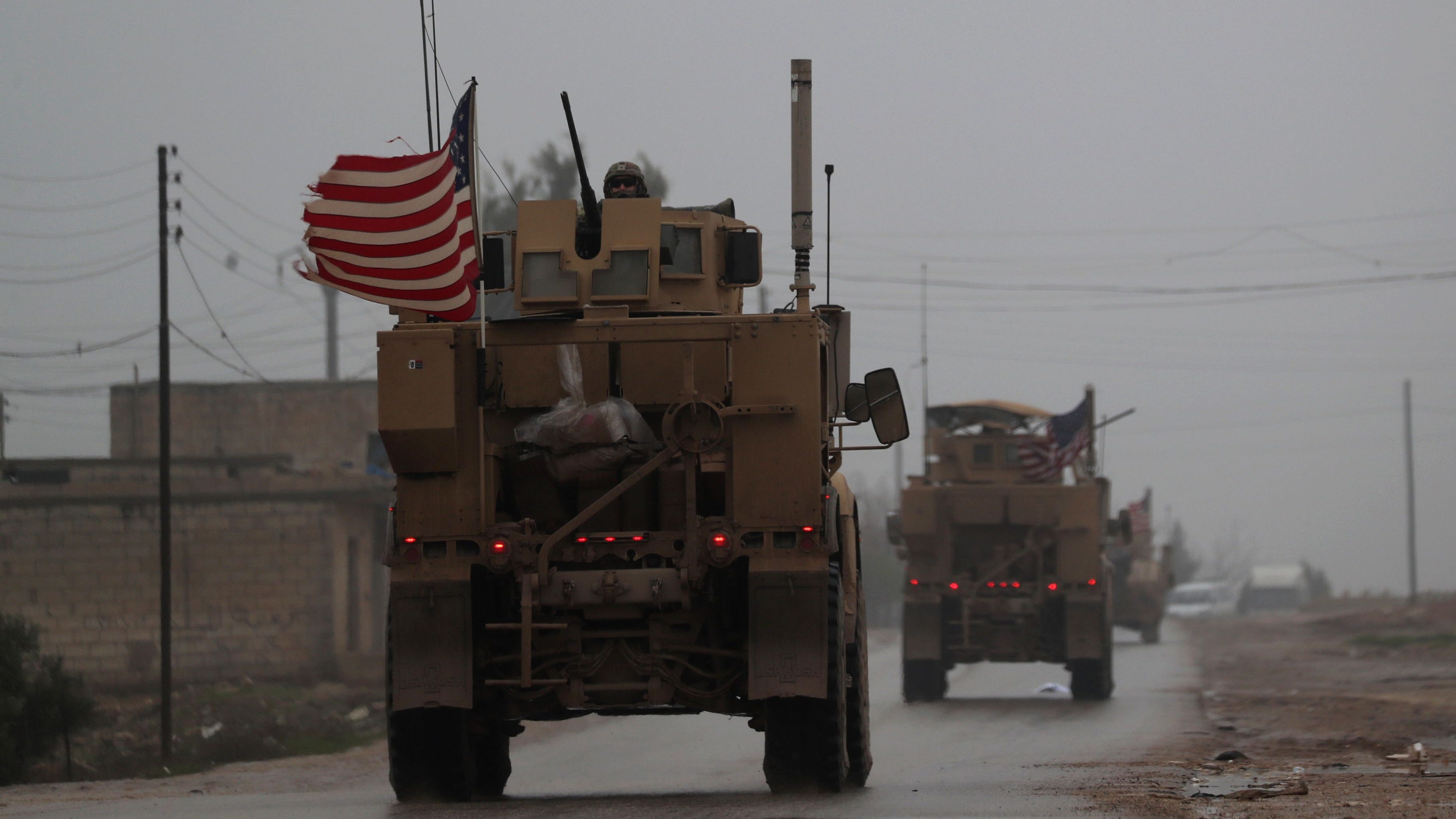 ISIS is defeated. Bring America's troops home.