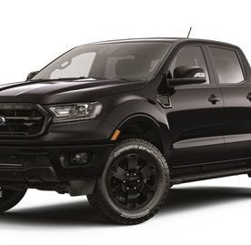 "Ford Motor Co. has introduced an all-new ""Black Appearance Package"" for 2019 Rangers."