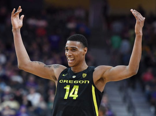 Oregon's Kenny Wooten is the Ducks' X-Factor in the Sweet 16.