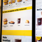 McDonald's drive-thru menu board may soon contain personalized information by location.