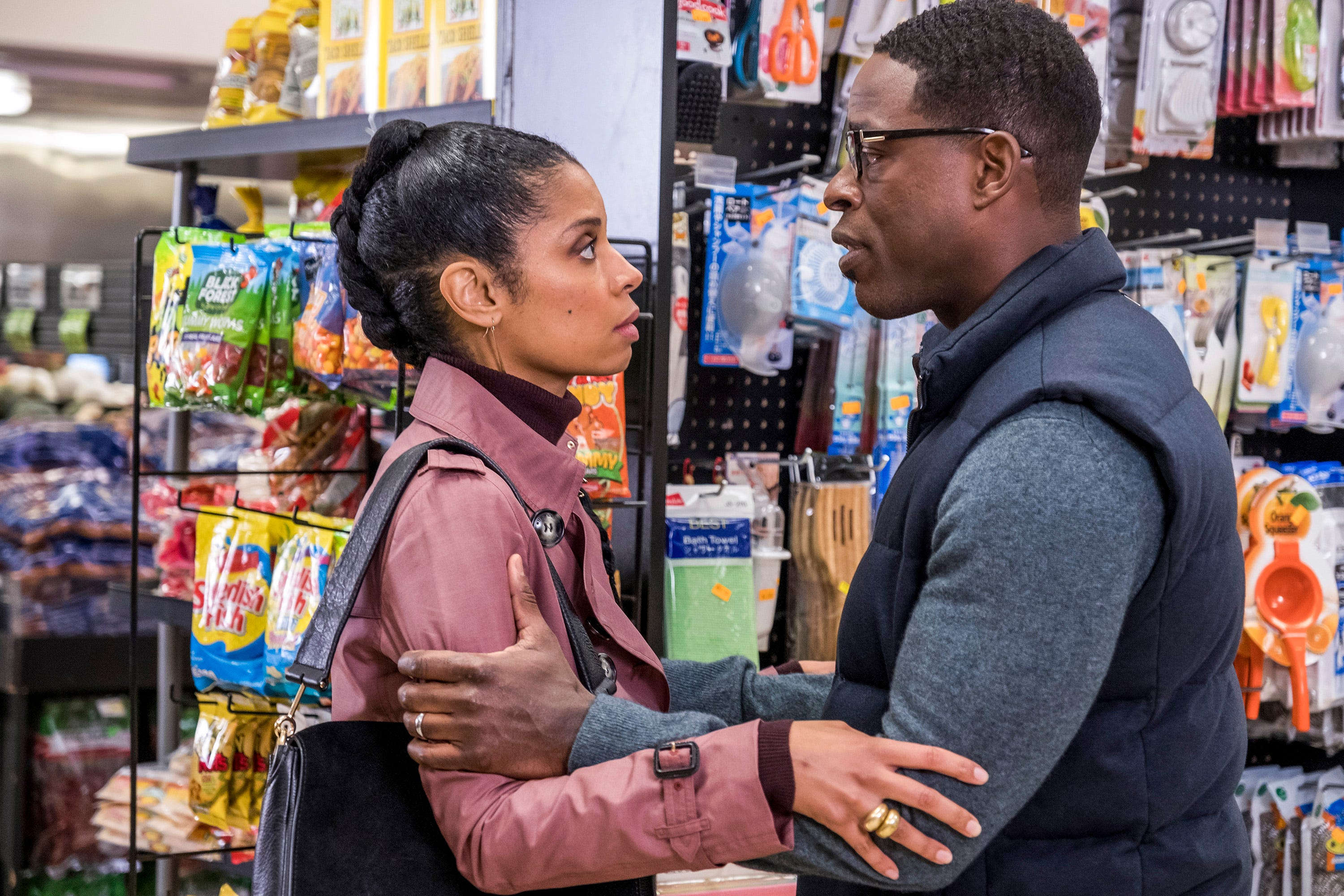 'This Is Us' recap: Can Randall and Beth's marriage survive?