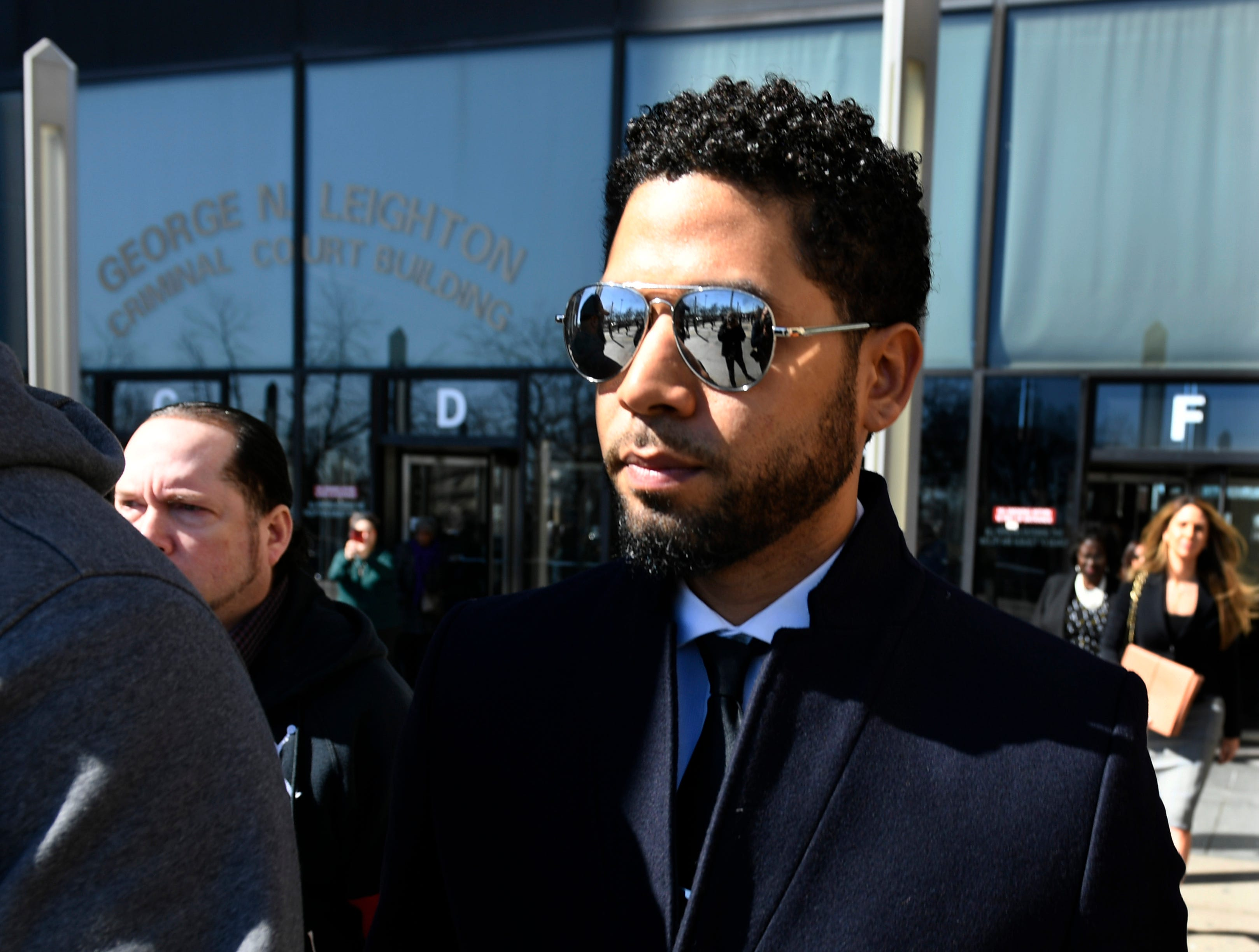 Jussie Smollett case underscores why many don't report violence against them: Today's talker
