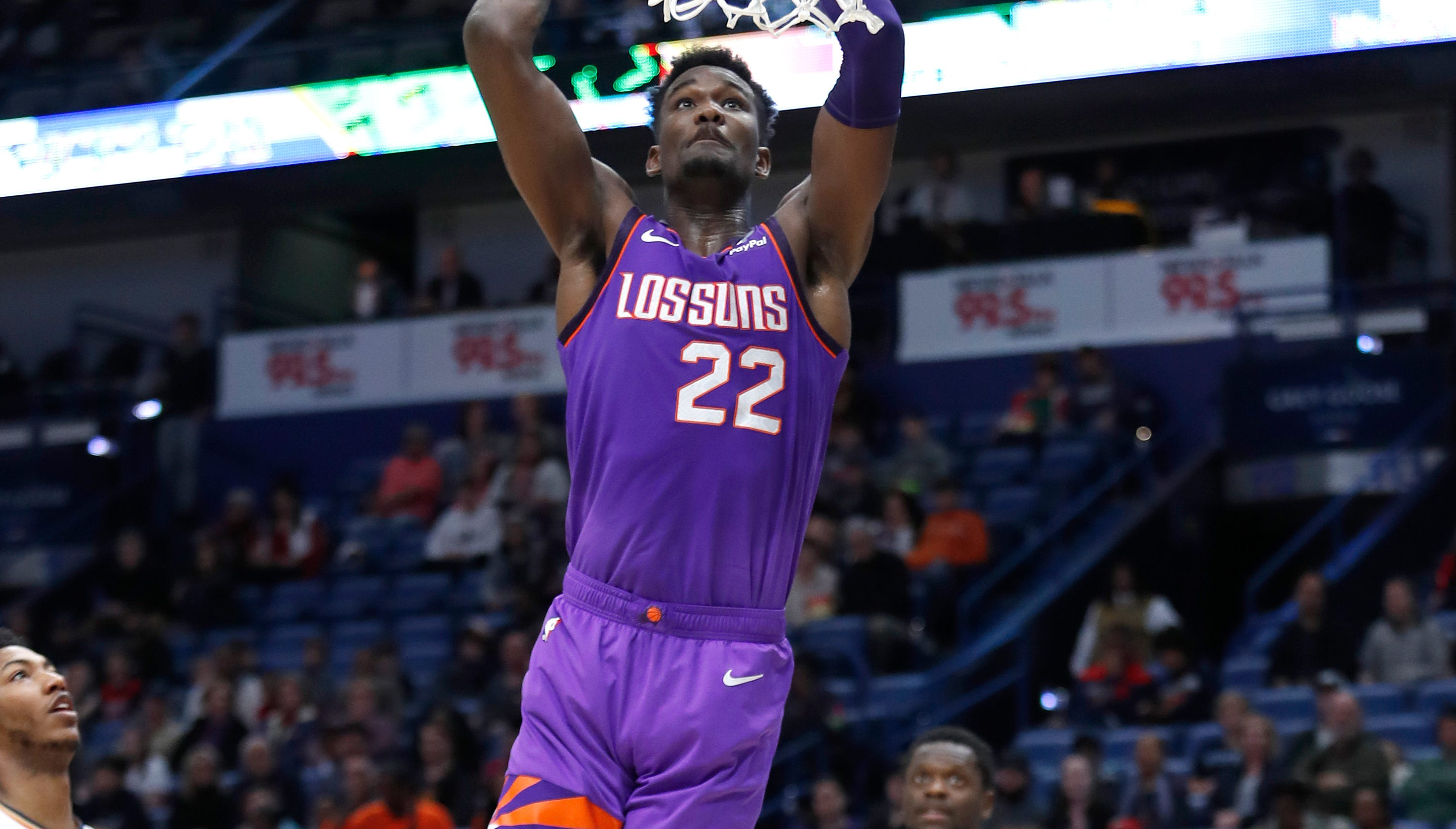 Michael Avenatti tweets Deandre Ayton, Bol Bol involved in alleged Nike cover-up