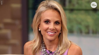 "Elisabeth Hasselbeck says she sobbed after learning her contract wouldn't be renewed for ""The View."""