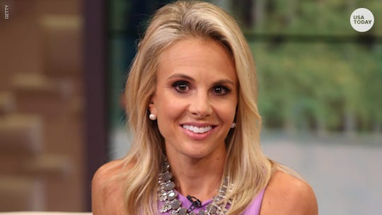 Elisabeth Hasselbeck prayed after learning of Rosie O'Donnell's 'disturbing' remarks