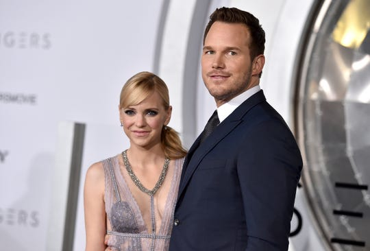 Anna Faris and Chris Pratt's 'goal' is to spend the holidays together